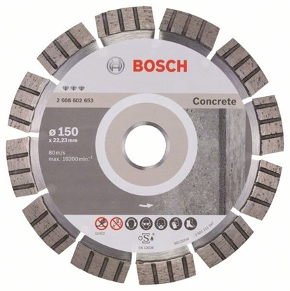 Bilde av Bosch Diamantblad 2,2x150mm for slissesag