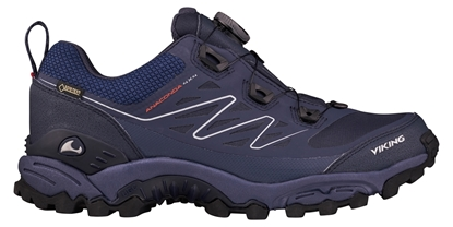 Bilde av VIKING ANACONDA 4X4 BOA GTX NAVY/ORANGE