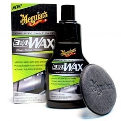 Bilde av Meguiar's 3 in 1 Wax 473 ml