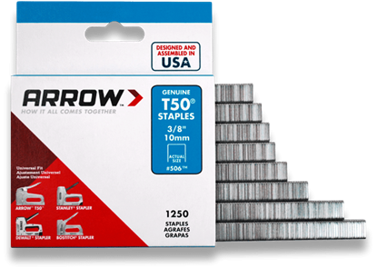 "Bilde av Stift 3/8"" 10mm for T50a 1250 Arrow."